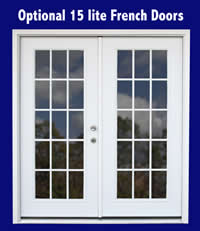 Shed Kit French Door