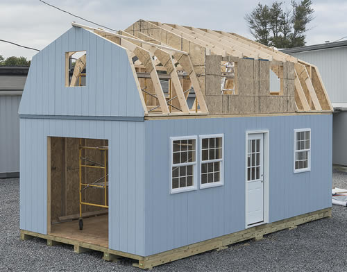 Lakewood 12 X24 Shed Kit