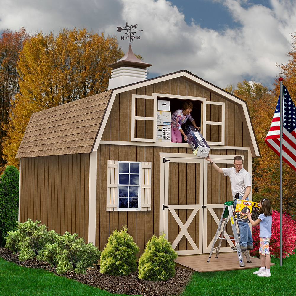 for Loft barn kits