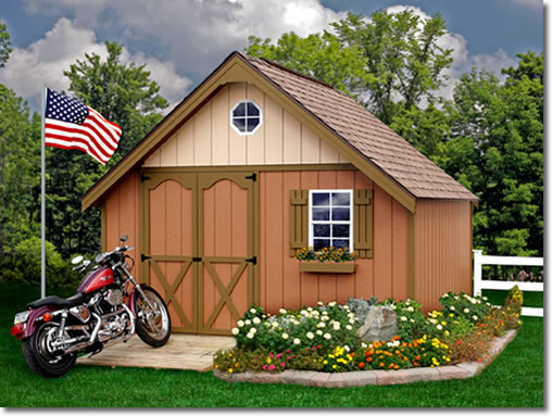 Kelana Average cost to build a 12x16 shed