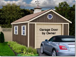 Wooden Garage Kit