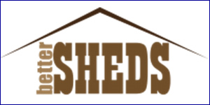 Best Barns shed kits sold at Better Sheds Shed and Garage Reseller