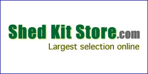 Best Barns shed kits sold at Shed Kit Store Shed and Garage Reseller